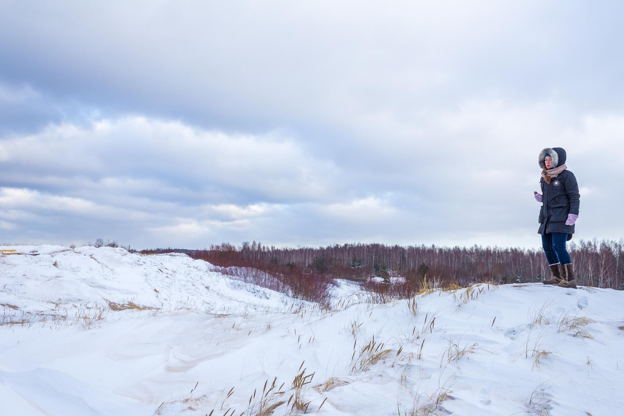 Kapas Ziemā