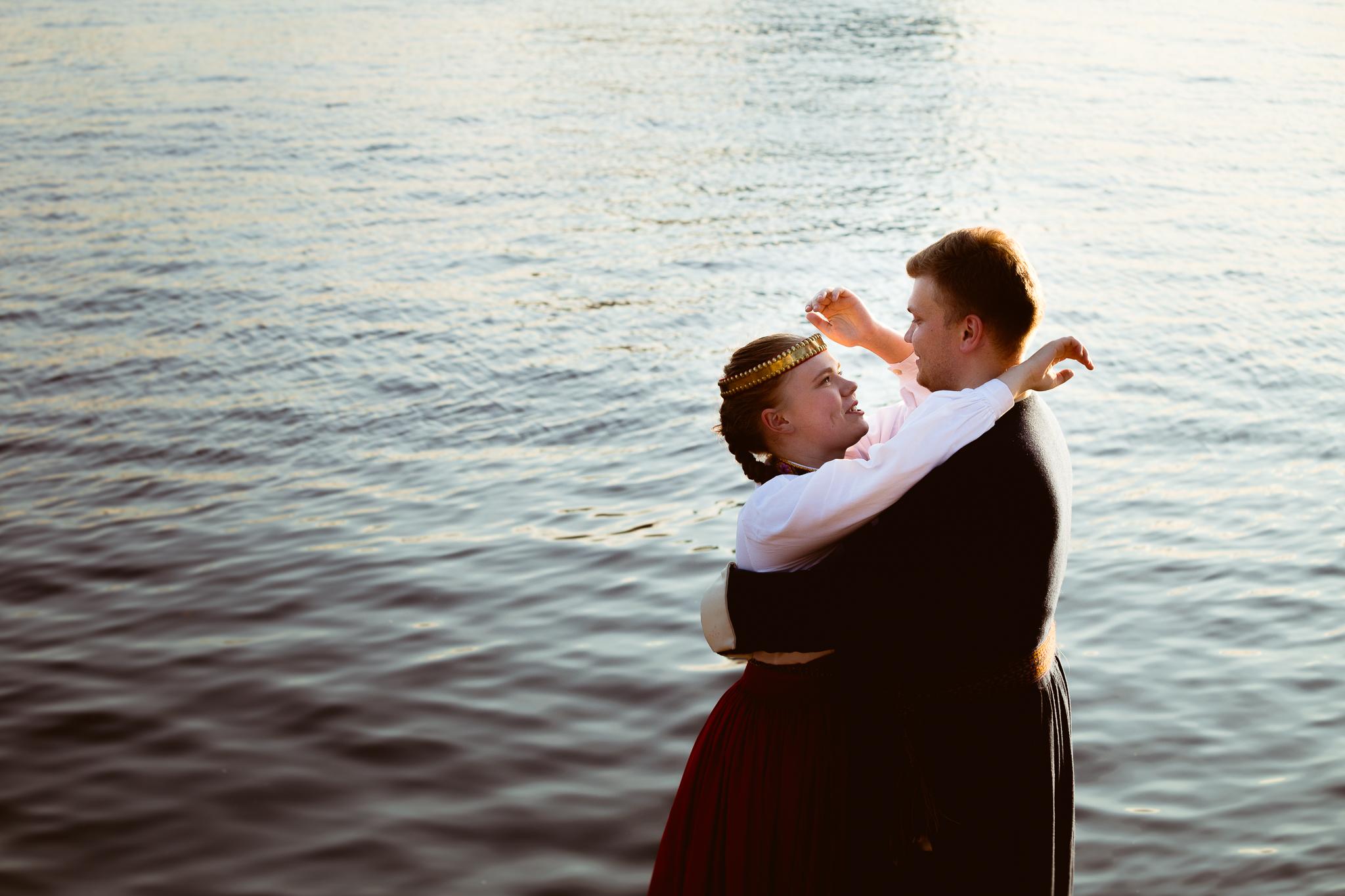 TDA dejotāji Kristaps un Daiga | photographer: lindamigla.lv