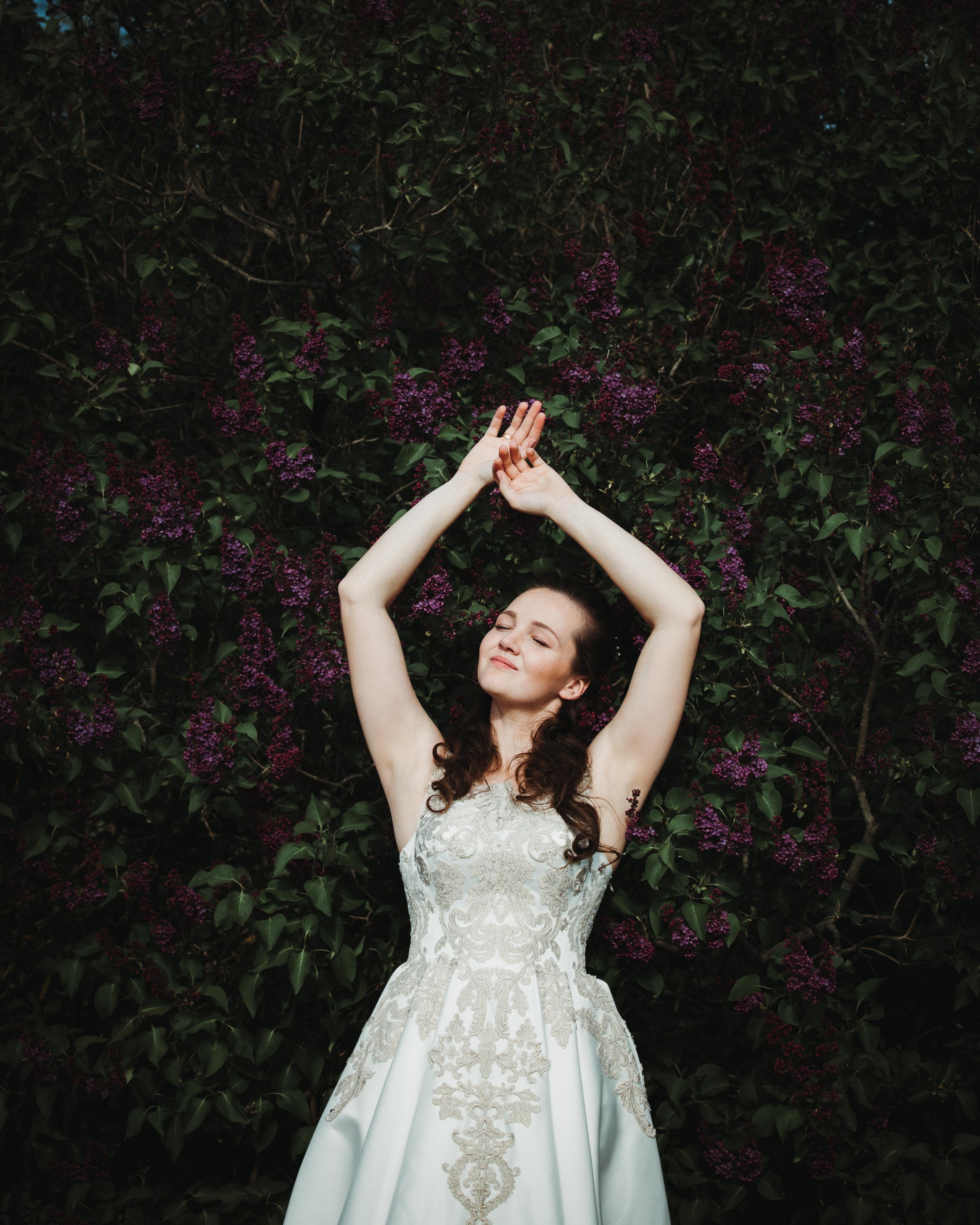 Linda Migla kāzu fotogrāfija
